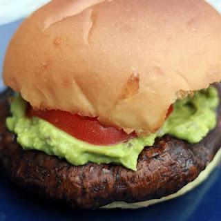 Portobello Mushroom 'Burgers' Recipe