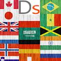 Países Doms banderas JuegoQuiz icon