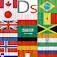 country capital flag quiz game