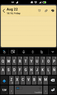 Tagalog for TouchPal Keyboard- screenshot thumbnail