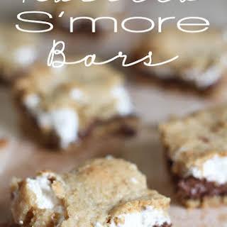 Nutella S'more Bars.
