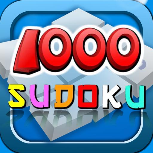 1000 스도쿠(1000 Sudoku Pro) 棋類遊戲 LOGO-玩APPs