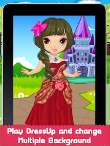 Charming Princess Dressup v44.7