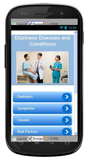 Dizziness Disease Symptoms