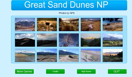 Great Sand Dunes Jigsaw