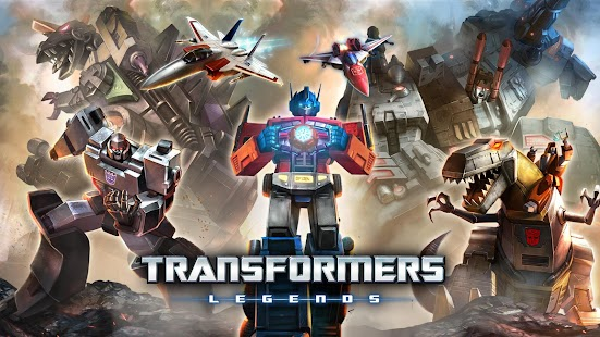 Transformers Legends - screenshot thumbnail