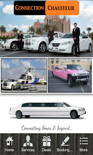 Connection Chauffeur Limo UAE 商業 App-愛順發玩APP