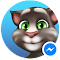 Talking Tom for Messenger 1.0 Apk