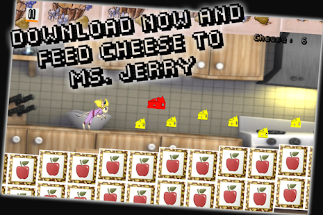 Clumsy Ms Jerry- screenshot thumbnail