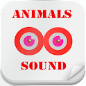 Animal Sound & Photos for Kids icon