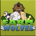 Farm Vs Wolves mobile app icon