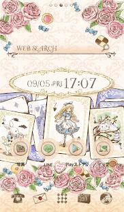 可愛換裝桌布★Classic Alice