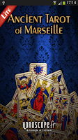 Screenshot of Tarot of Marseille Lite