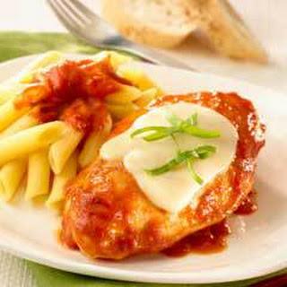 Chicken Margherita .