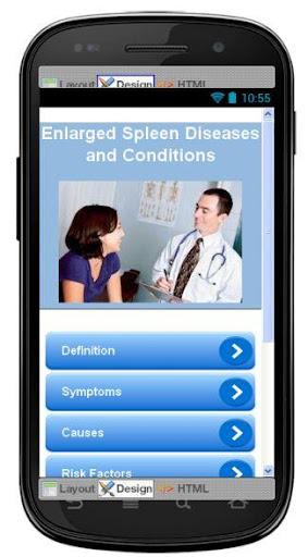 Enlarged Spleen Information