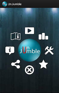 UnJumble - screenshot thumbnail