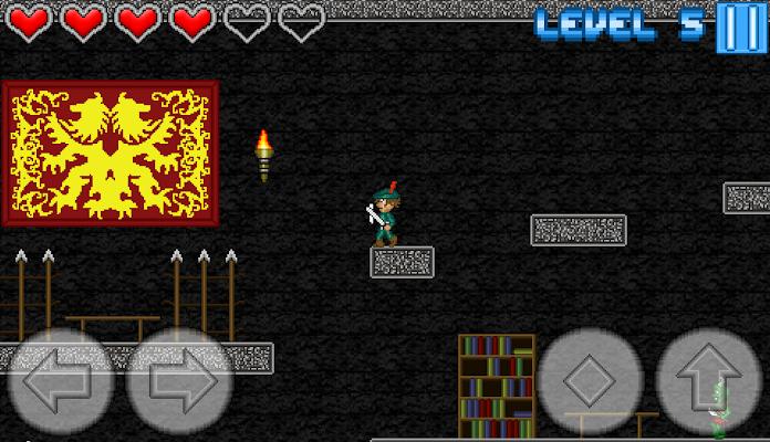 Pixel Sword - screenshot