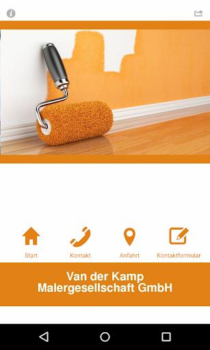 van der Kamp Malergesellschaft|玩商業App免費|玩APPs