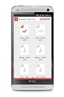 Screenshot of AOFApp - Açıköğretim