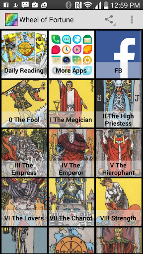 Wheel of Fortune: Tarot Magic