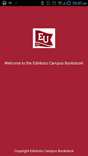 Edinboro Campus Bookstore