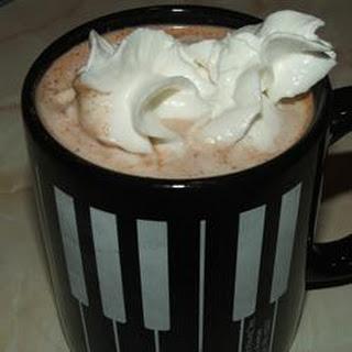Mayan Hot Chocolate.