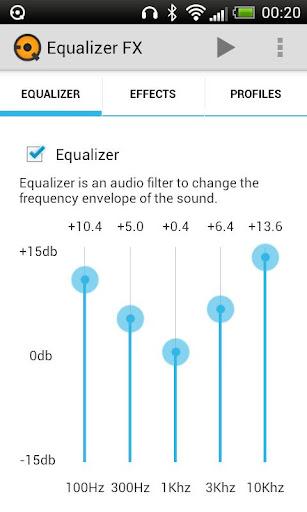 EQ 均衡器FX