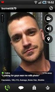 Men chat video