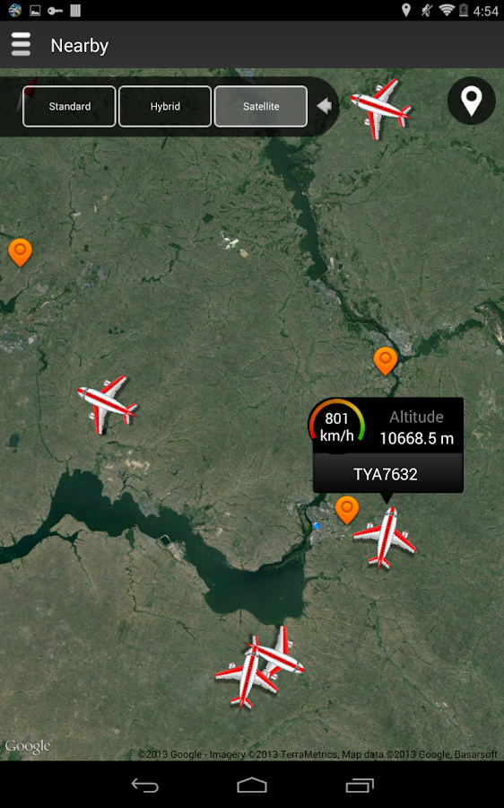 Airline Flight Status Tracker - screenshot