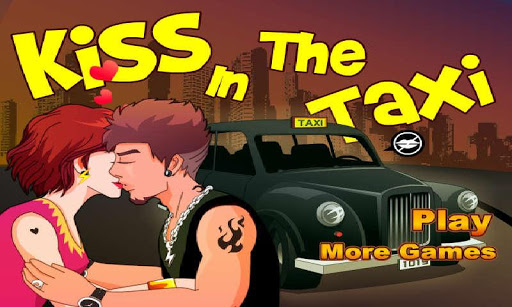 Princess Kissing In Taxi