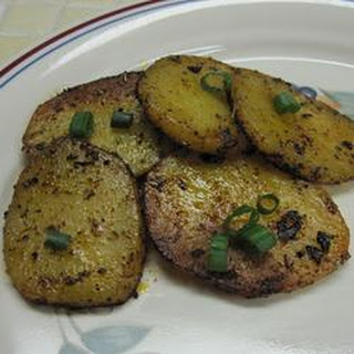 Spiced Up Potatoes