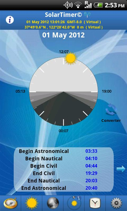 SolarTimer- screenshot