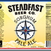 Logo for Steadfast Beer Co.