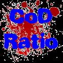 Cod Ratio logo