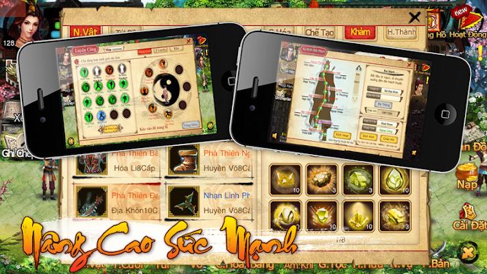 Minh Kiếm - Minh Kiem Online - screenshot
