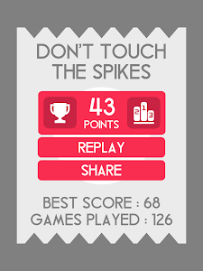 Don't Touch The Spikes v1.9.5