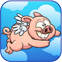 Swine Flew - Flying Pig icon