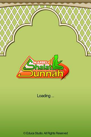 Marbel Belajar Shalat Sunnah