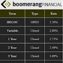 Boomerang Financial logo