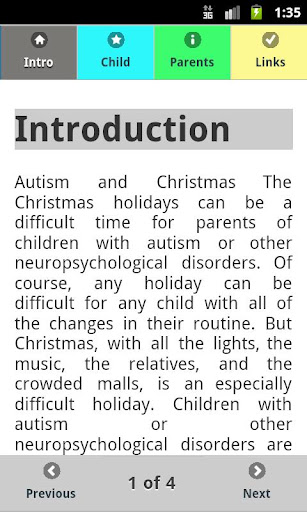 Dr. Brown's Autism Christmas