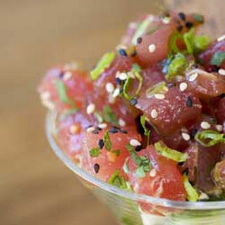 Tuna Poke Recipe