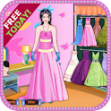 Autumn Princess Dress Up icon