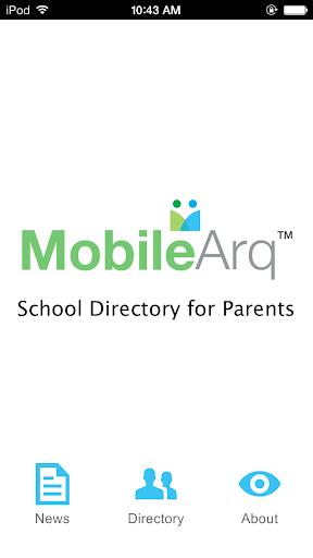 MobileArq - School Directory