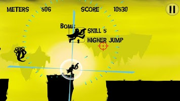 Screenshot of Nightmare Runner