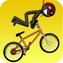 StickMan BMX Stunts Bike icon