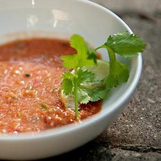 Quick and Fresh Gazpacho