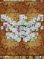 Screenshot of Random Mahjong Pro