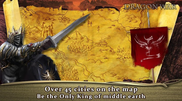 Dragon War - Origin - screenshot