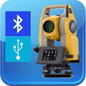 Total Station Cadastral Survey icon