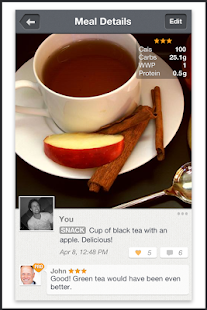 MealLogger-Photo Food Journal - screenshot thumbnail